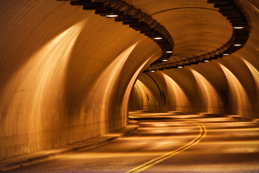 Colonial Parkway Tunnel