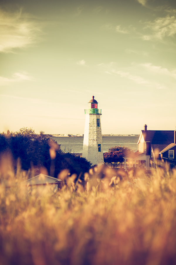 Old Point Comfort Lighthouse. Fort Monroe. Hampton, Virginia.